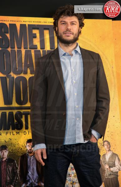 Sydney Sibilia - Roma - 24-01-2017 - Valeria Solarino torna nella banda di Smetto quando voglio