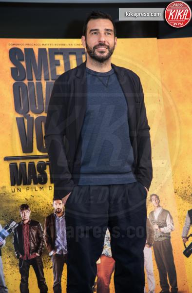 Edoardo Leo - Roma - 24-01-2017 - Valeria Solarino torna nella banda di Smetto quando voglio
