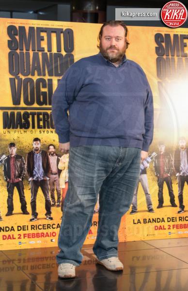 Stefano Fresi - Roma - 24-01-2017 - Valeria Solarino torna nella banda di Smetto quando voglio