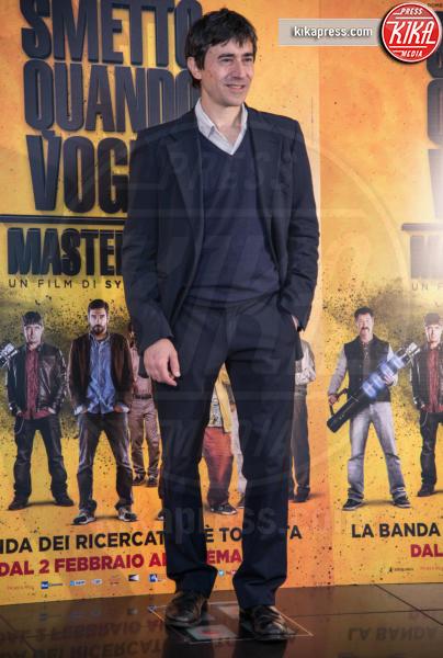 Luigi Lo Cascio - Roma - 24-01-2017 - Valeria Solarino torna nella banda di Smetto quando voglio