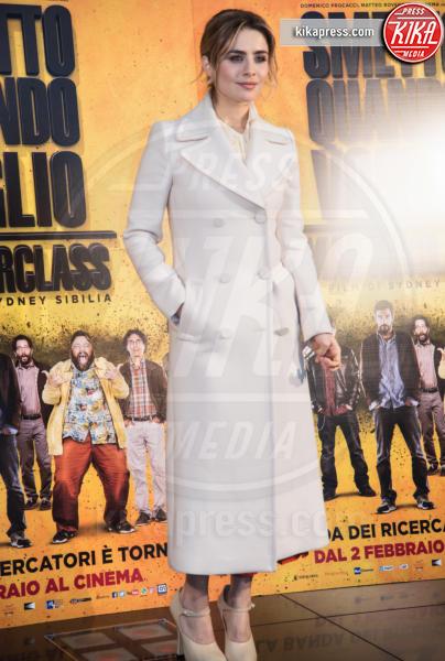 Greta Scarano - Roma - 24-01-2017 - Valeria Solarino torna nella banda di Smetto quando voglio