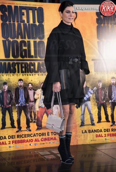 Valeria Solarino - Roma - 24-01-2017 - Valeria Solarino torna nella banda di Smetto quando voglio