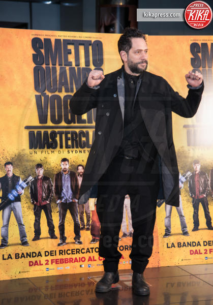 Lorenzo Lavia - Roma - 24-01-2017 - Valeria Solarino torna nella banda di Smetto quando voglio
