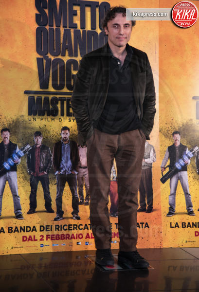 Valerio Aprea - Roma - 24-01-2017 - Valeria Solarino torna nella banda di Smetto quando voglio