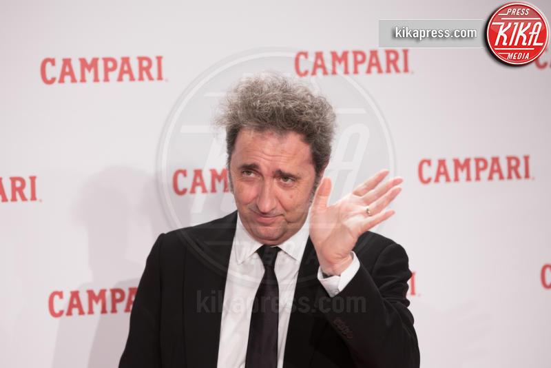 Paolo Sorrentino - Roma - 24-01-2017 - Loro: svelata la data del film di Sorrentino su Berlusconi