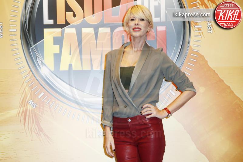 Alessia Marcuzzi - Milano - 26-01-2017 - Ilary Blasi soffia un programma tv ad Alessia Marcuzzi