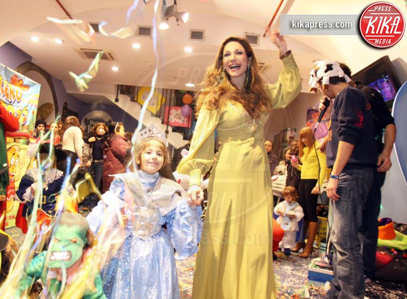 Perla Paravia, Maria Monsè - Roma - 08-02-2012 - Una