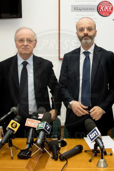 Piercamillo Davigo, Apertura anno giudiziario - Roma - 26-01-2017 - Il presidente Mattarella all'apertura dell'anno giudiziario