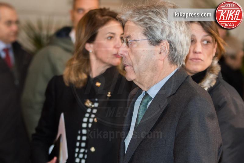 Apertura anno giudiziario, Paolo Gentiloni - Roma - 26-01-2017 - Il presidente Mattarella all'apertura dell'anno giudiziario
