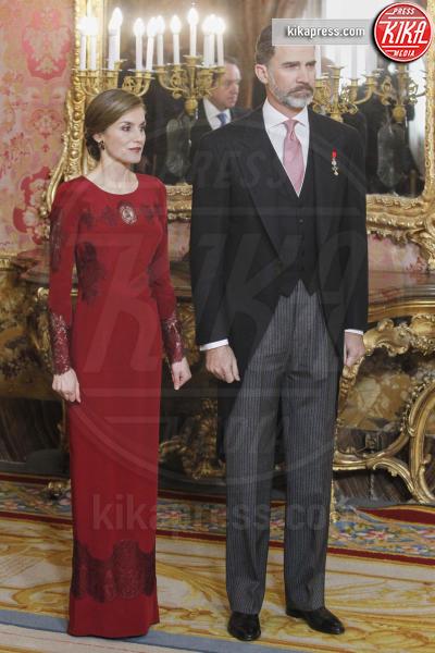 Re Felipe di Borbone, Letizia Ortiz - Madrid - 26-01-2017 - Letizia di Spagna, regina di stile con genio e... regolatezza!