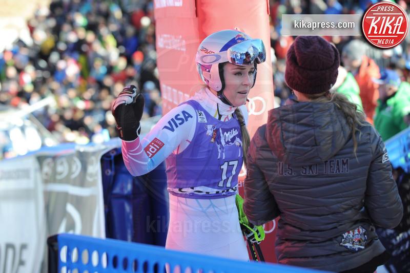 Lindsey Vonn - Cortina d'Ampezzo - 28-01-2017 - Lindsey Vonn: volete entrare per un drink?