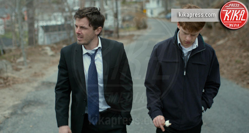 Machester By The Sea, Lucas Hedges, Casey Affleck - Hollywood - 28-01-2017 - Oscar: Manchester By The Sea Miglior sceneggiatura originale