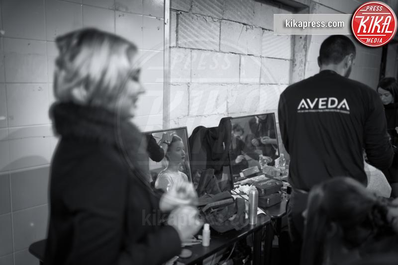 Backstage Altaroma - Roma - 29-01-2017 - Altaroma 2017: l'ultima giornata di passerelle