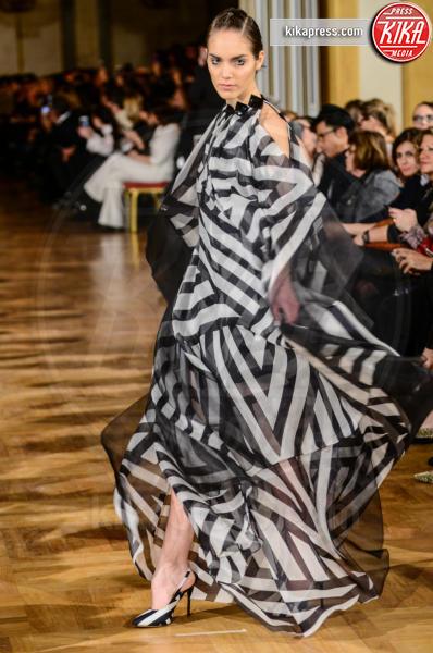 Sfilata Lettieri - Roma - 29-01-2017 - Altaroma 2017: l'ultima giornata di passerelle