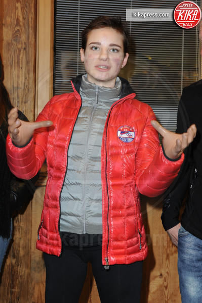 Bebe Vio - Cortina d'Ampezzo - 28-01-2017 - Bebe Vio shock: