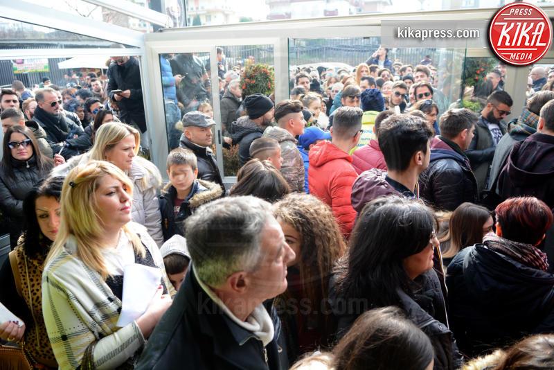 provini Gomorra - Sant'Antimo - 28-01-2017 - Gomorra, ancora provini: tutti sognano la famiglia Savastano