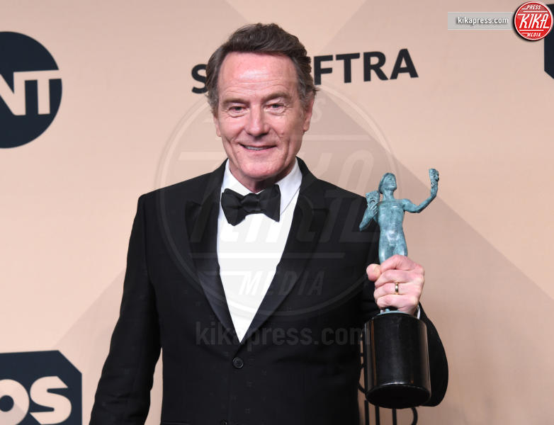 Bryan Cranston - Los Angeles - 29-01-2017 - Bryan Cranston darebbe una seconda chance a Spacey e Weinstein