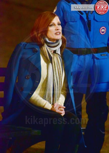 Jessica Chastain - New York - 30-01-2017 -  Jessica Chastain sfida il freddo con la borsa dell'acqua calda