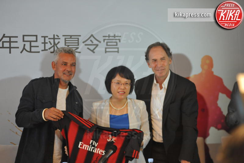 Qingdao - 20-07-2016 - Tanti auguri Divin Codino, Roberto Baggio compie 50 anni