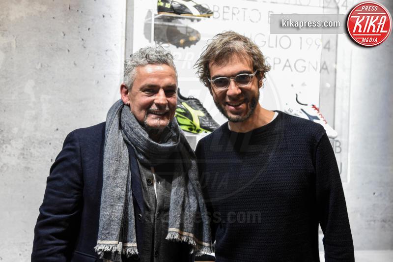Firenze - 10-01-2017 - Tanti auguri Divin Codino, Roberto Baggio compie 50 anni