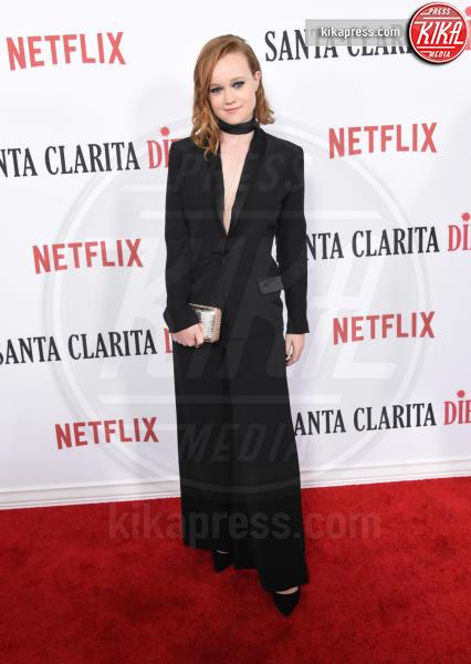 Liv Hewson - Hollywood - 01-02-2017 - Drew Barrymore,altro che zombie alla prima di Santa Clarita Diet