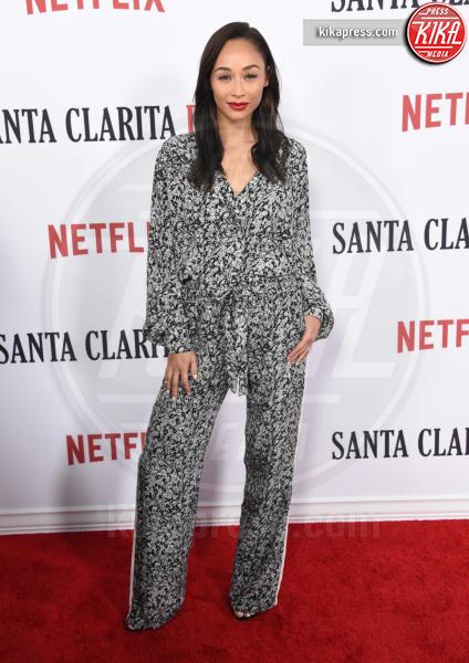 Cara Santana - Hollywood - 01-02-2017 - Drew Barrymore,altro che zombie alla prima di Santa Clarita Diet