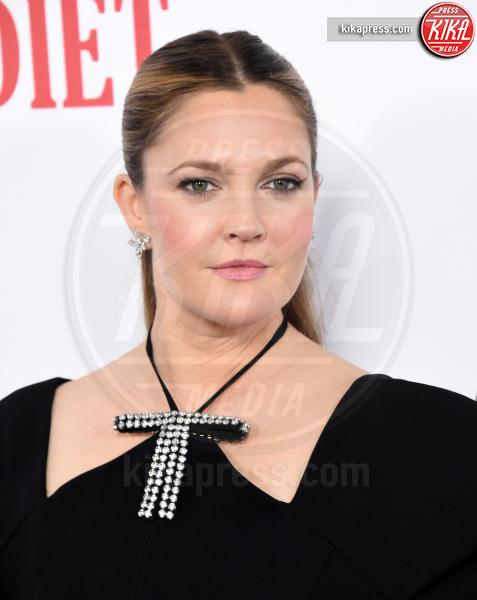 Drew Barrymore - Hollywood - 01-02-2017 - Drew Barrymore,altro che zombie alla prima di Santa Clarita Diet