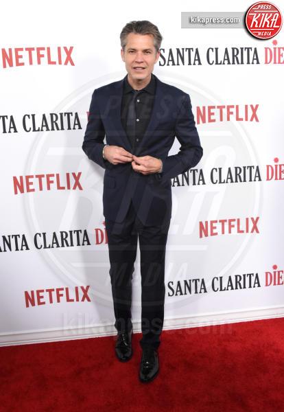 Timothy Olyphant - Hollywood - 01-02-2017 - Drew Barrymore,altro che zombie alla prima di Santa Clarita Diet