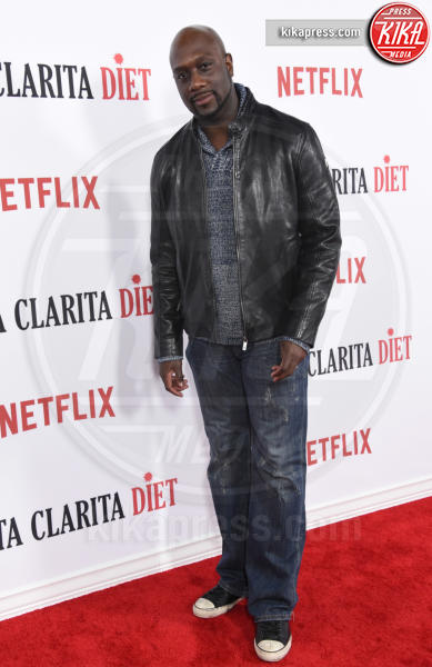 Richard T. Jones - Hollywood - 01-02-2017 - Drew Barrymore,altro che zombie alla prima di Santa Clarita Diet