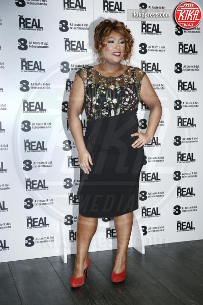 Ambra Romani - Milano - 02-02-2017 - The Real: Filippa Lagerback guida la carica delle donne su Tv8