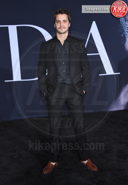 Luke Grimes - Los Angeles - 02-02-2017 - 50 sfumature di nero: perse nella scollatura di Dakota Johnson