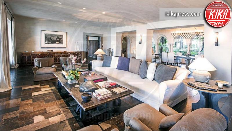 Phil Collins - Los Angeles - Phil Collins, ecco gli interni della villa da 33 milioni