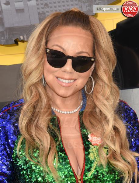 Mariah Carey - Westwood - 04-02-2017 - Mariah Carey porta la famiglia alla prima di Lego Batman-Il Film