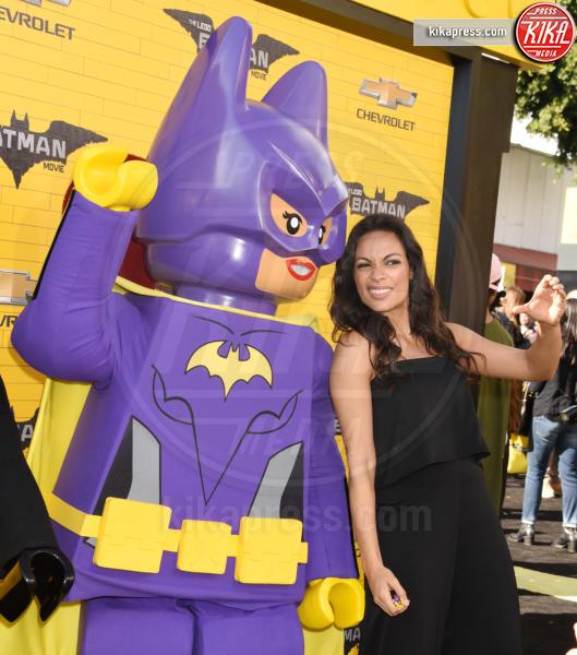 Rosario Dawson - Westwood - 04-02-2017 - Mariah Carey porta la famiglia alla prima di Lego Batman-Il Film