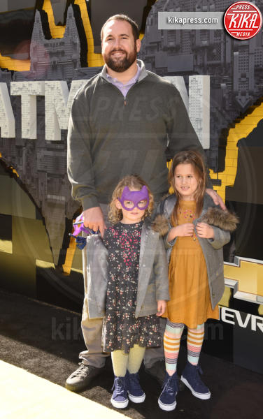 Ryan Kalil - Westwood - 04-02-2017 - Mariah Carey porta la famiglia alla prima di Lego Batman-Il Film