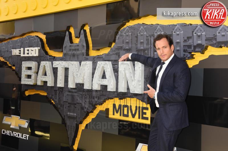 Will Arnett - Westwood - 04-02-2017 - Mariah Carey porta la famiglia alla prima di Lego Batman-Il Film