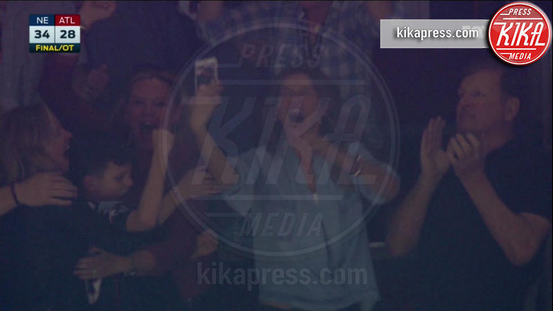 Gisele Bundchen - 06-02-2017 - Super Bowl: da Emily a Gisele Bundchen, show anche sugli spalti