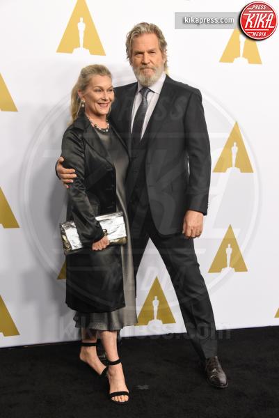 Susan Bridges, Jeff Bridges - Beverly Hills - 07-02-2017 - Oscar Luncheon 2017: spicca l'assenza di Asghar Farhadi