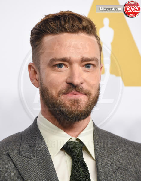 Justin Timberlake - Beverly Hills - 07-02-2017 - Oscar Luncheon 2017: spicca l'assenza di Asghar Farhadi