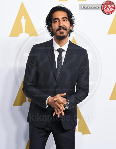Dev Patel - Beverly Hills - 07-02-2017 - Oscar Luncheon 2017: spicca l'assenza di Asghar Farhadi