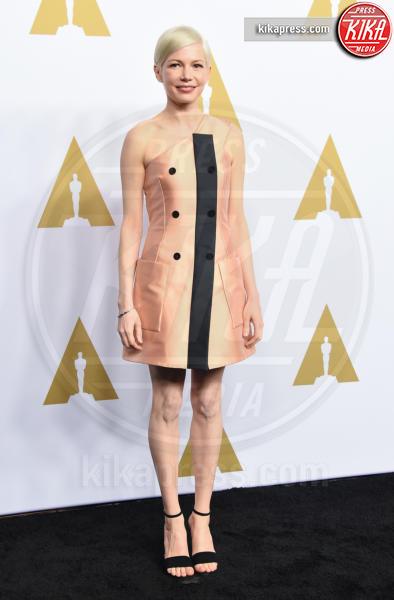 Michelle Williams - Beverly Hills - 07-02-2017 - Oscar Luncheon 2017: spicca l'assenza di Asghar Farhadi