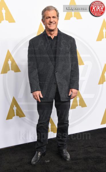 Mel Gibson - Beverly Hills - 07-02-2017 - Oscar Luncheon 2017: spicca l'assenza di Asghar Farhadi