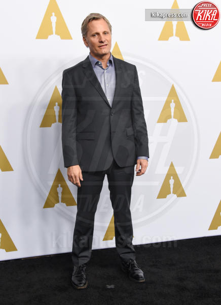 Viggo Mortensen - Beverly Hills - 07-02-2017 - Oscar Luncheon 2017: spicca l'assenza di Asghar Farhadi