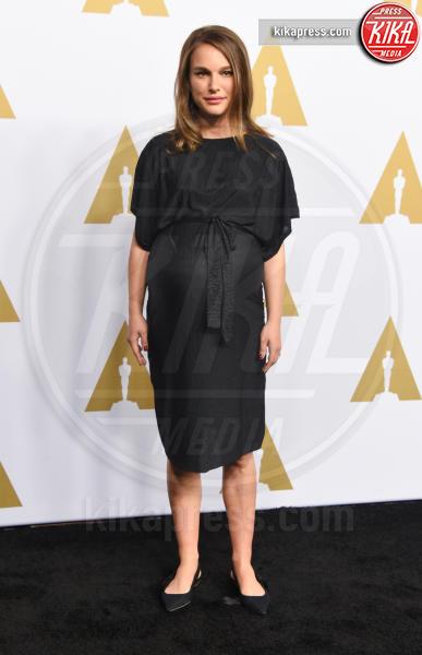 Natalie Portman - Beverly Hills - 07-02-2017 - Oscar Luncheon 2017: spicca l'assenza di Asghar Farhadi