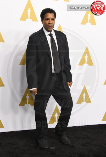 Denzel Washington - Beverly Hills - 07-02-2017 - Oscar Luncheon 2017: spicca l'assenza di Asghar Farhadi