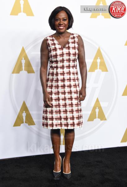 Viola Davis - Beverly Hills - 07-02-2017 - Oscar Luncheon 2017: spicca l'assenza di Asghar Farhadi