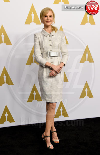 Nicole Kidman - Beverly Hills - 07-02-2017 - Oscar Luncheon 2017: spicca l'assenza di Asghar Farhadi