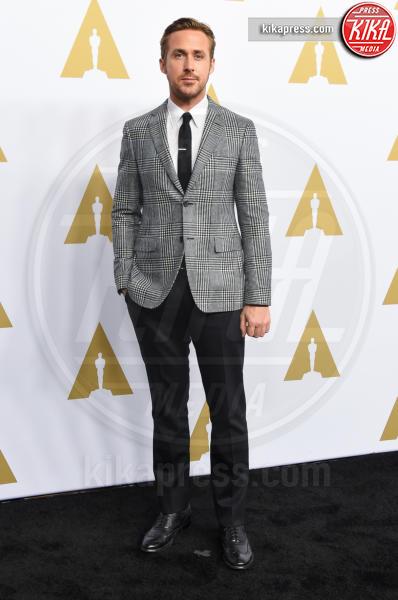 Ryan Gosling - Beverly Hills - 07-02-2017 - Oscar Luncheon 2017: spicca l'assenza di Asghar Farhadi
