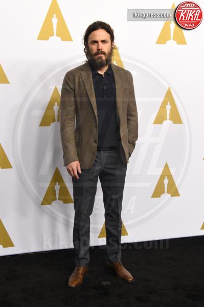 Casey Affleck - Beverly Hills - 07-02-2017 - Oscar Luncheon 2017: spicca l'assenza di Asghar Farhadi