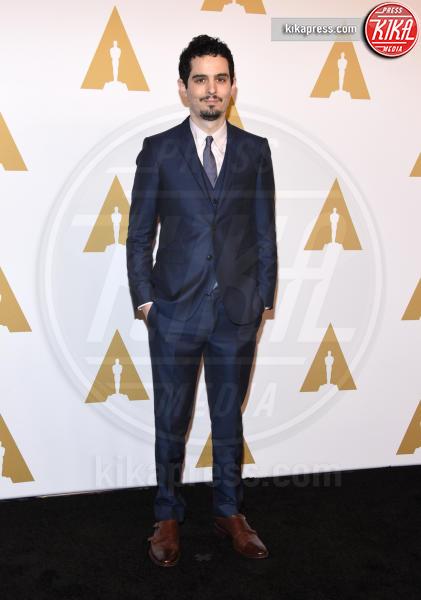 Damien Chazelle - Beverly Hills - 07-02-2017 - Oscar Luncheon 2017: spicca l'assenza di Asghar Farhadi